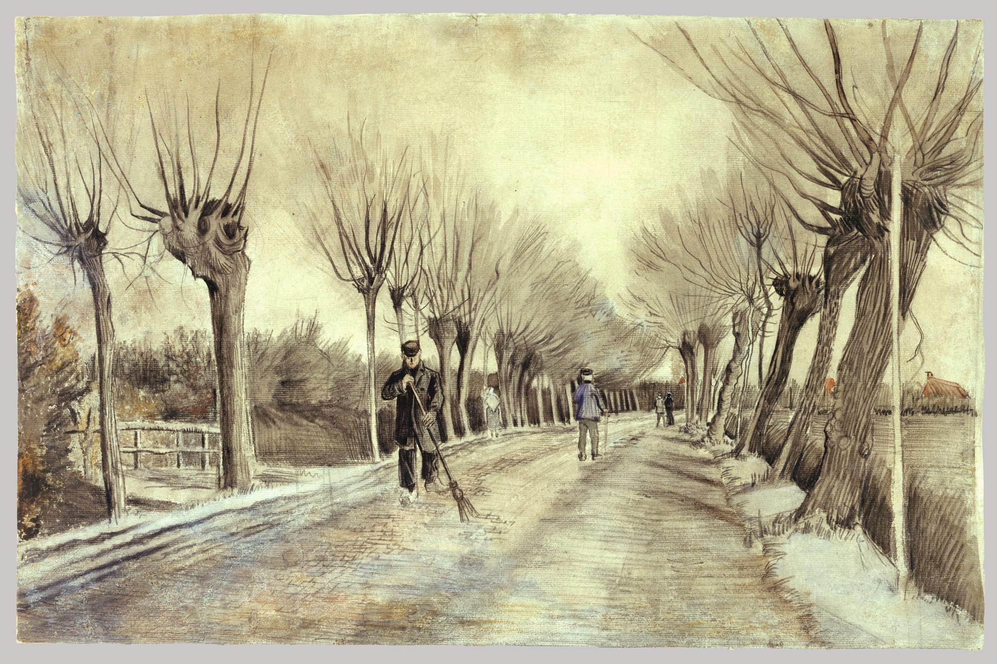 Vincent Van Gogh 1853–1890 The Drawings Essay