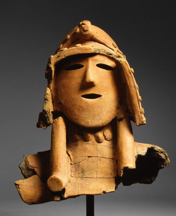 Ancient Clay Sculptures
