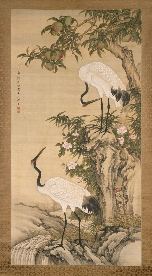 Longevity In Chinese Art Essay Heilbrunn Timeline Of