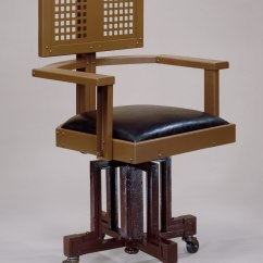 Revolving Chair Features Rattan Repair Frank Lloyd Wright 18671959 Essay Heilbrunn