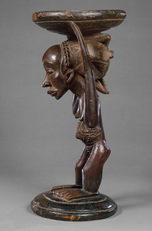 African Sculpture In 1800-1900s