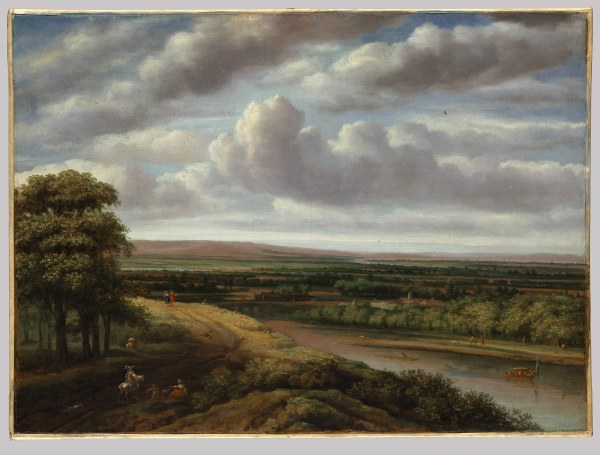 Extensive Wooded Landscape Philips Koninck 1980.4