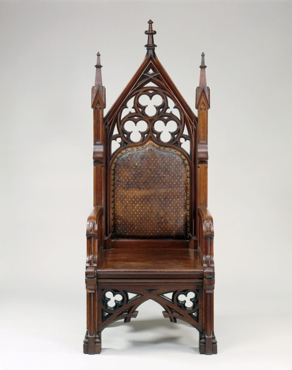 Gothic Revival Style Furniture