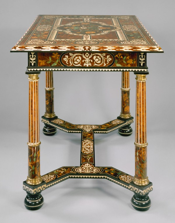 Table Attributed Pierre Gole 1986.38.1 Work Of Art Heilbrunn Timeline History