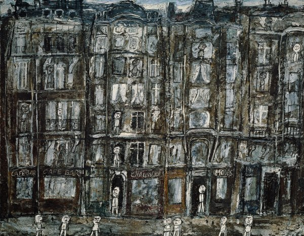 Dubuffet Apartment Houses