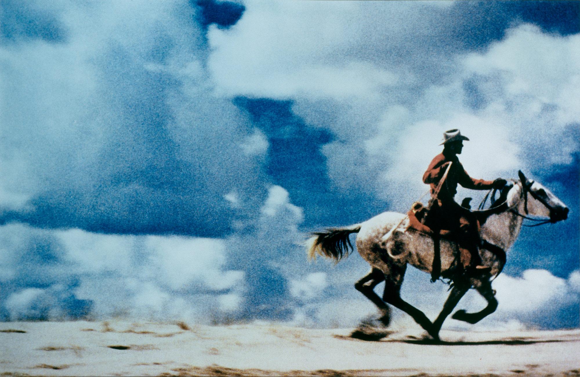 Untitled (Cowboy), 1989 - Richard Prince (American, born 1949)