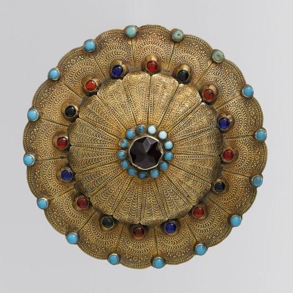 Turkmen Jewelry Essay Heilbrunn Timeline Of Art