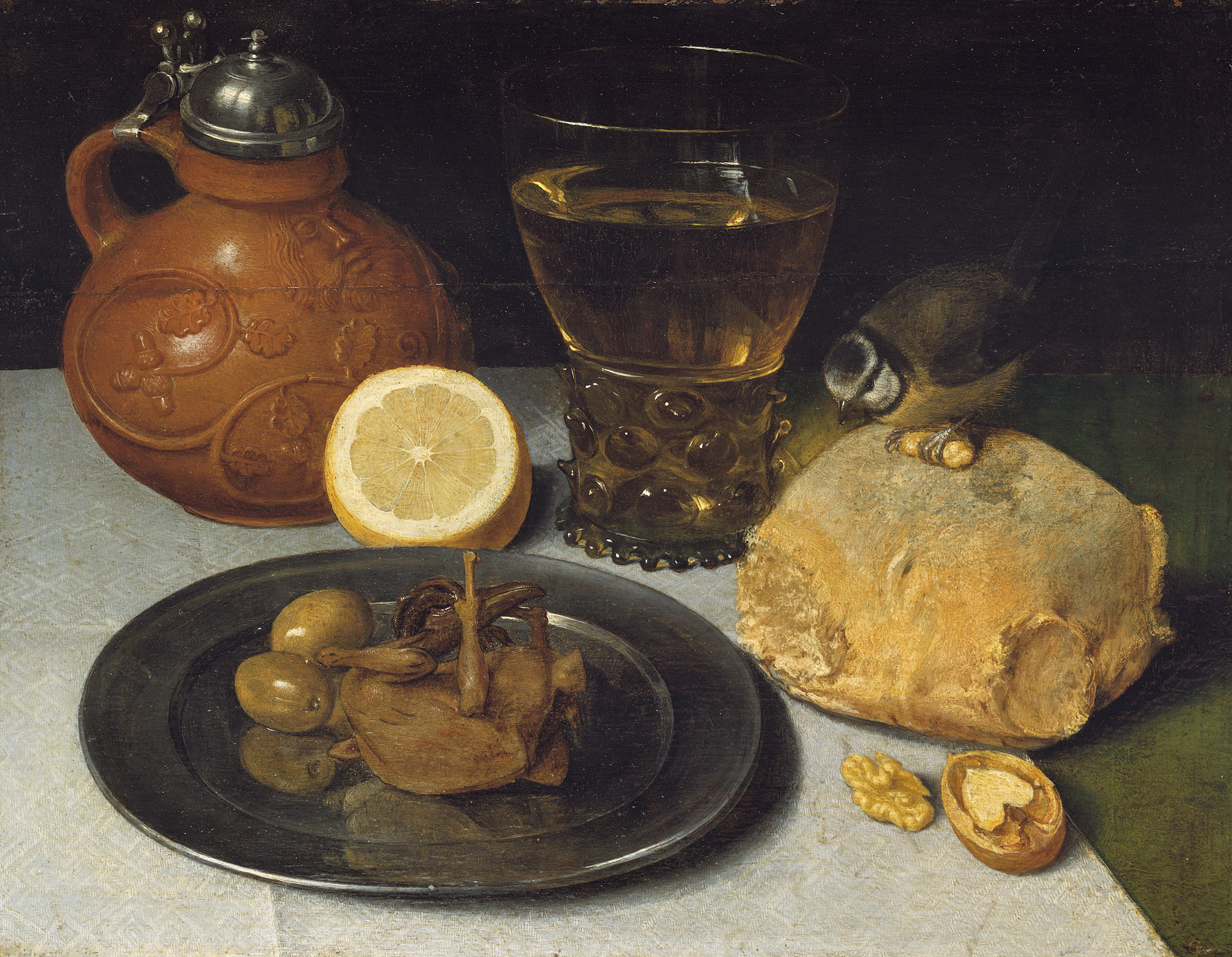 Still Life Painting In Northern Europe