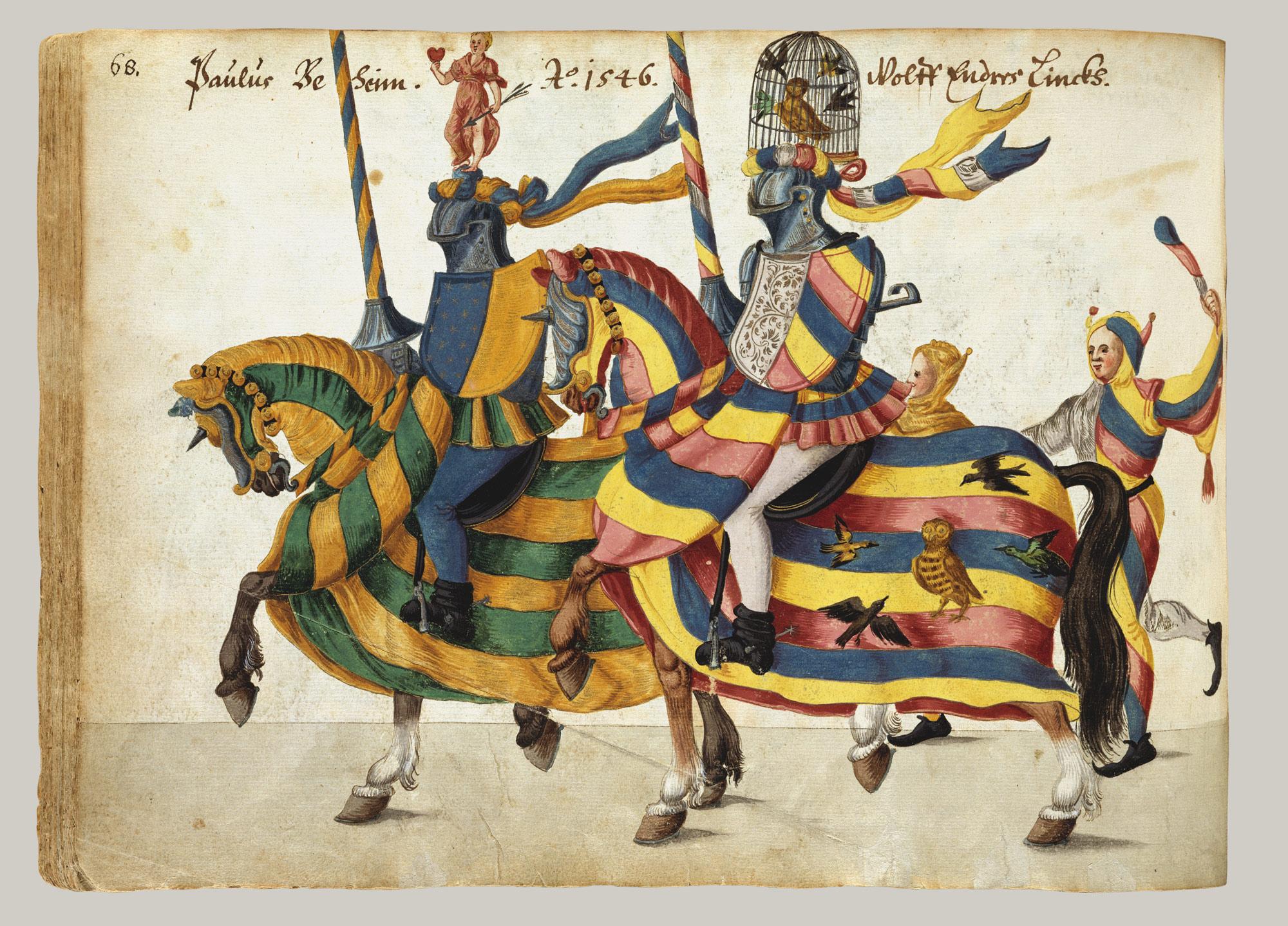 Album of Tournaments and Parades in Nuremberg  Work of Art  Heilbrunn Timeline of Art History