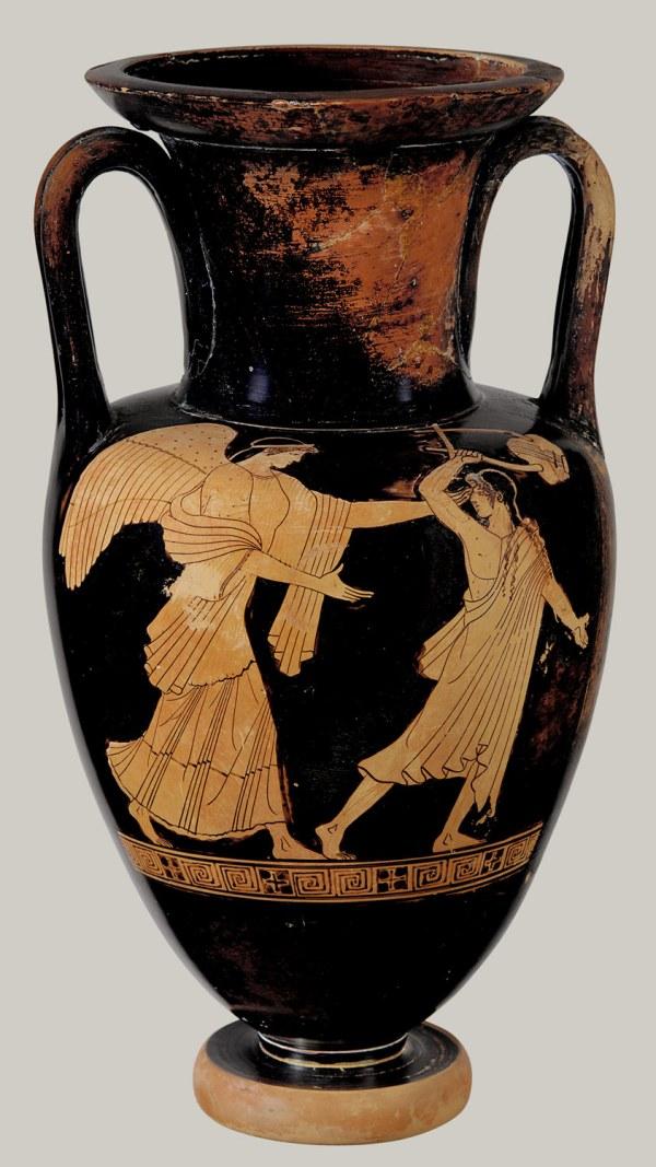 Time Of Day Painted Athenian Vases Essay Heilbrunn