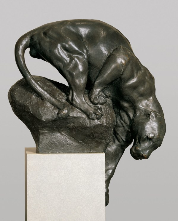 Anna Hyatt Huntington Sculpture