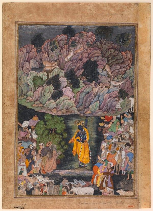 Art Of Mughals 1600 Essay Heilbrunn