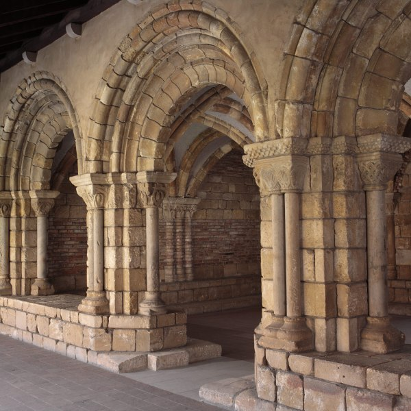 Medieval Monastery Architecture