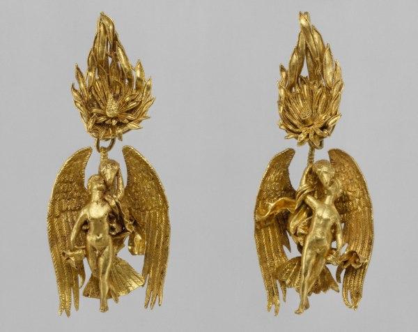 Ganymede Jewelry Work Of Art Heilbrunn Timeline