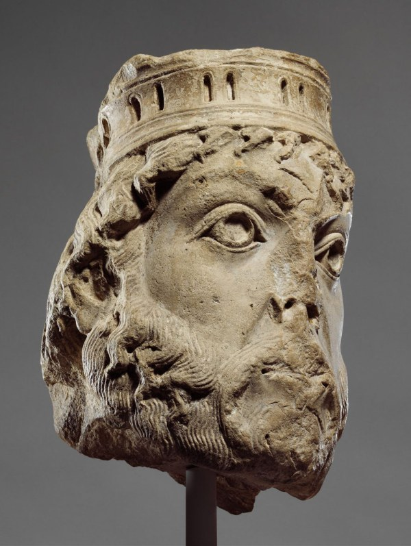 Head Of King David Work Art Heilbrunn Timeline History Metropolitan Museum