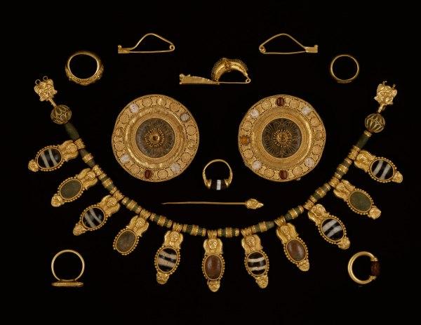 Set Of Jewelry Work Art Heilbrunn Timeline History Metropolitan Museum
