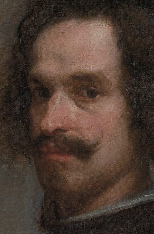 Portrait Of Man Velzquez Diego Rodrguez De Silva