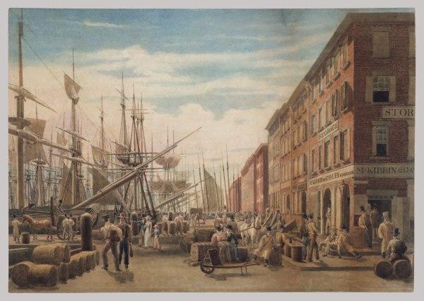 Nineteenth-century American Drawings Essay Heilbrunn