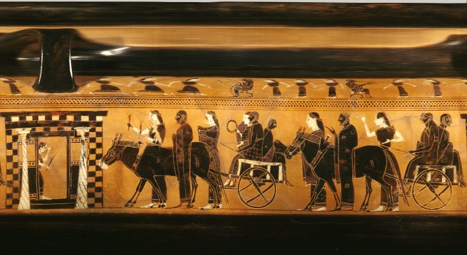 Image result for Ancient Greek wedding vase