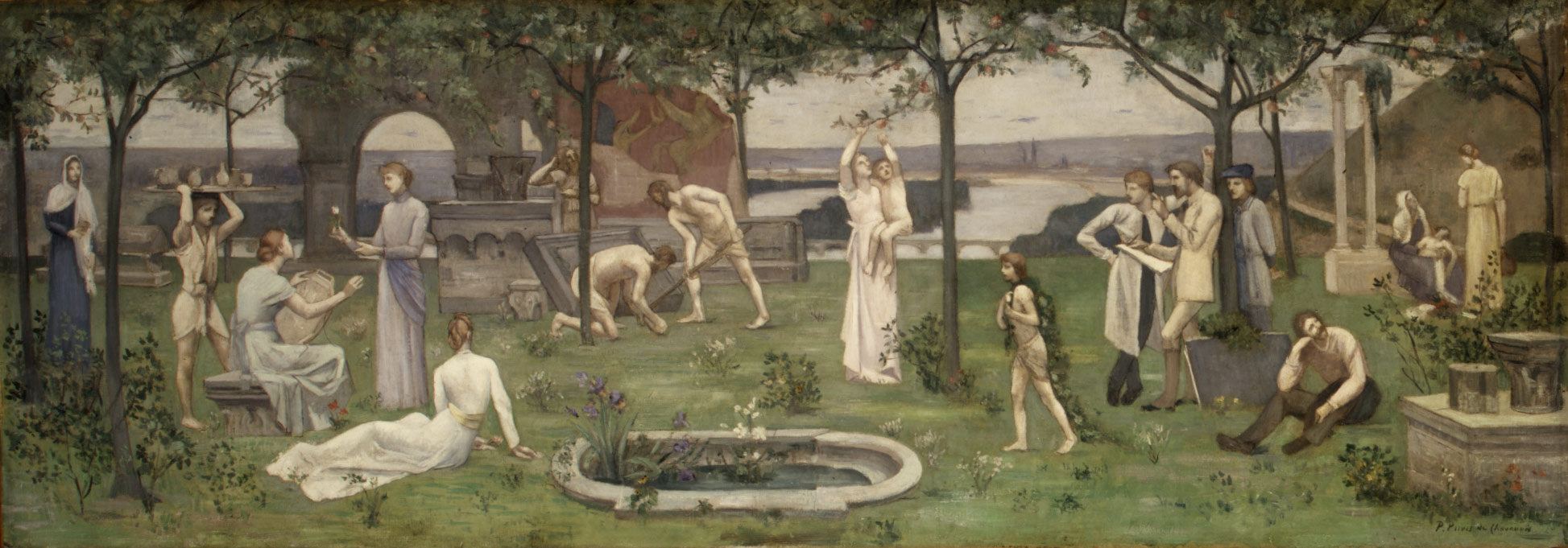 Symbolism Essay Heilbrunn Timeline Of Art History