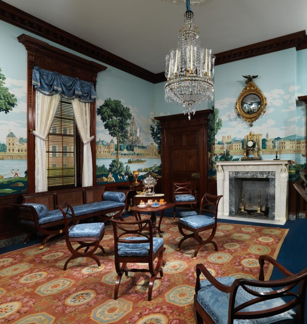 American Federal-era Period Rooms Essay Heilbrunn