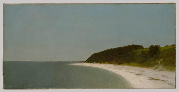 Eaton' Neck Long Island John Frederick Kensett 74.29