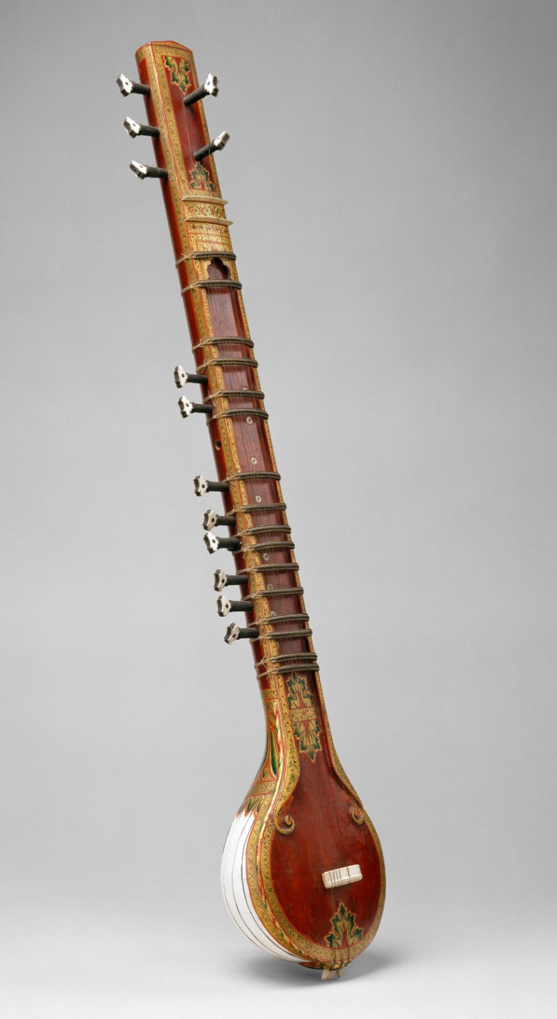 musical instruments of the indian subcontinent | essay | heilbrunn