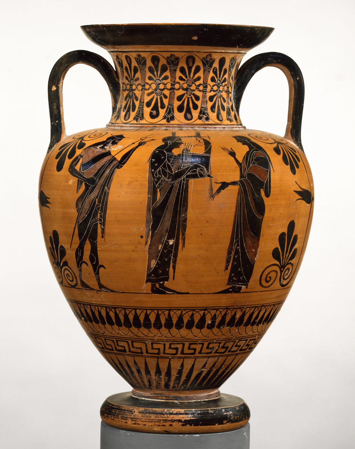 Africans In Ancient Greek Art