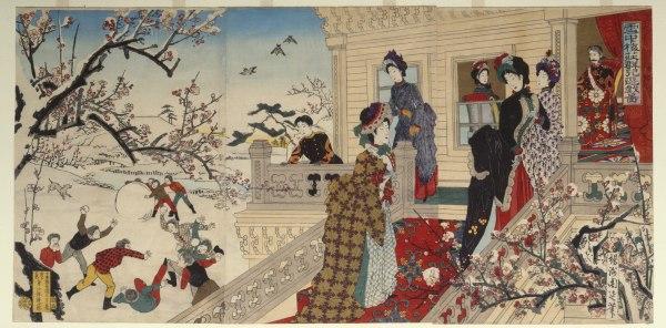 Yamato- Painting Essay Heilbrunn Timeline Of Art