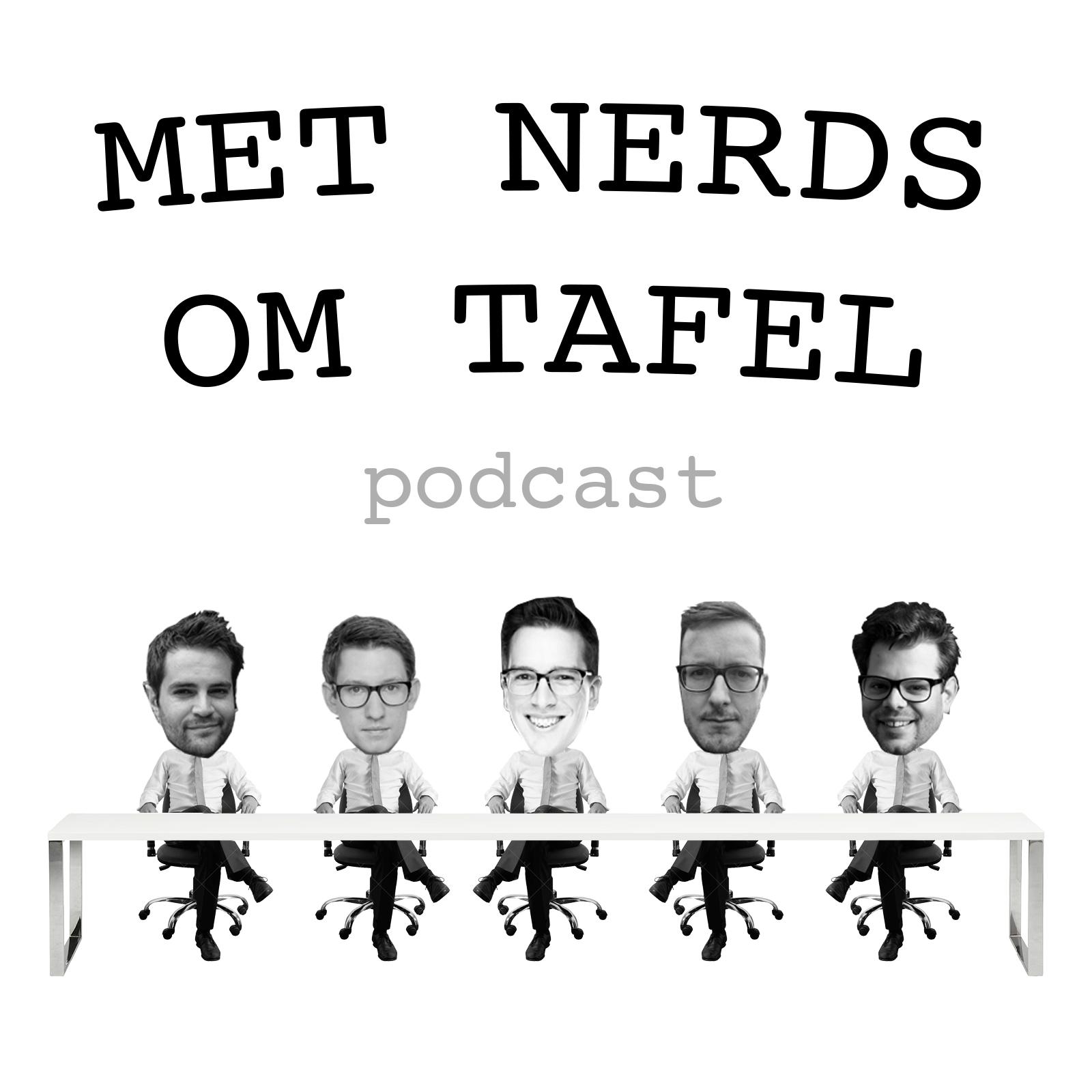 Met Nerds Om Tafel Logo 2.0