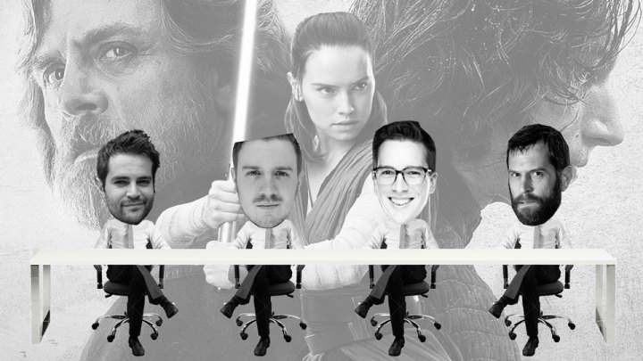 S02E00 - Spoilers: The Last Jedi met Dennis Mons en Marc de Haas