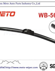 Patent certificate parts of car windshield wiper blades size chart finder manufacturers and factory china wholesale products xiamen meto also rh
