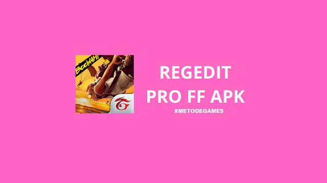 regedit pro ff apk
