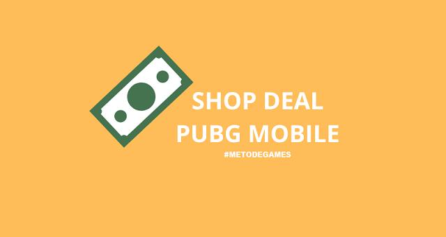 shop deal pubg mobile