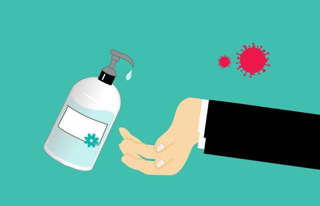 igienizzante mani