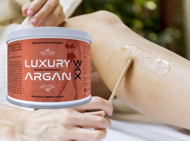 argan wax