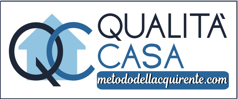 Logo qualità casa footer
