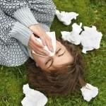 Исцеление от сенной лихорадки (метод Сильва)