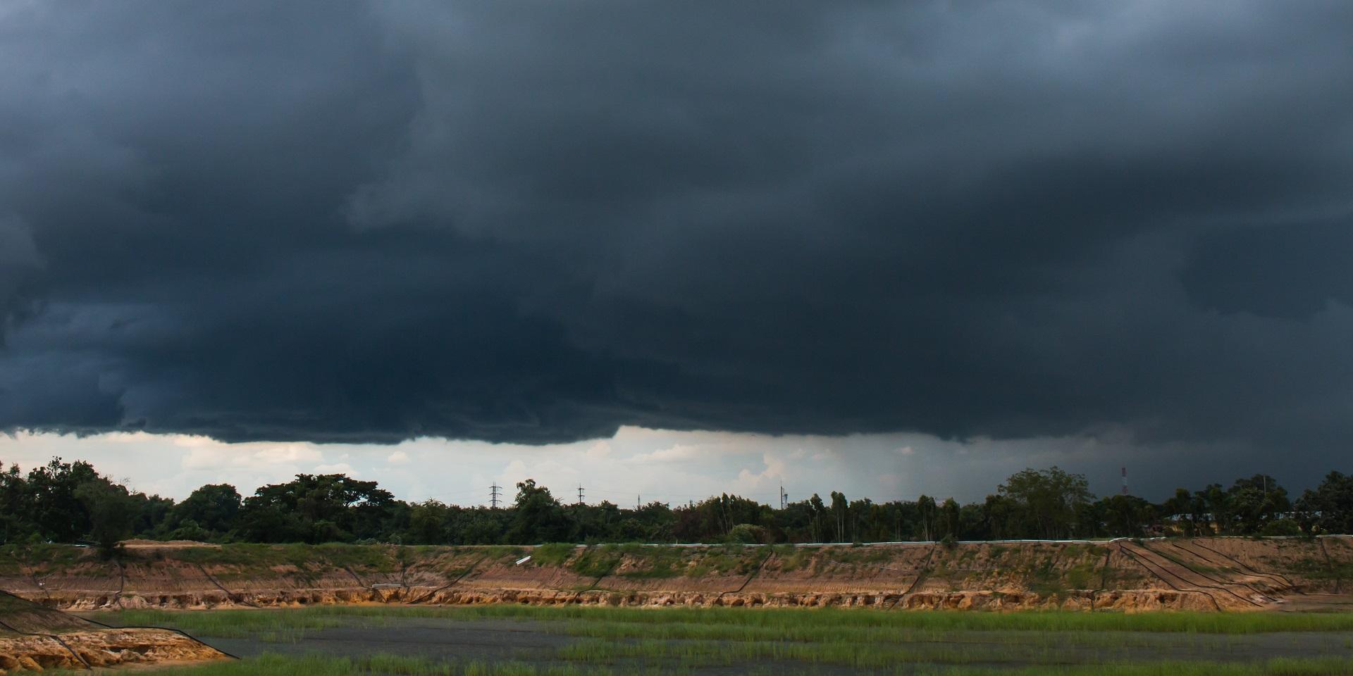 Nimbostratus Clouds Met Office