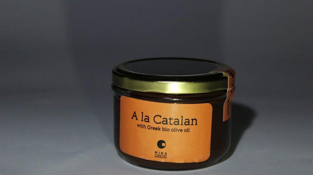 Handmade Chocolates greek olive oil