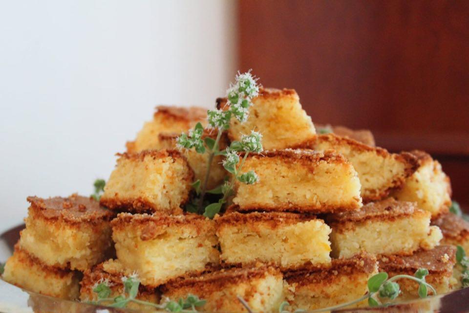 τηνιακά τυριά - γλυκια τυρόπιτα
