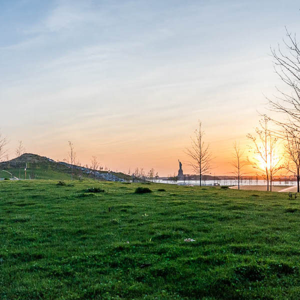 Governors Island – The Hills