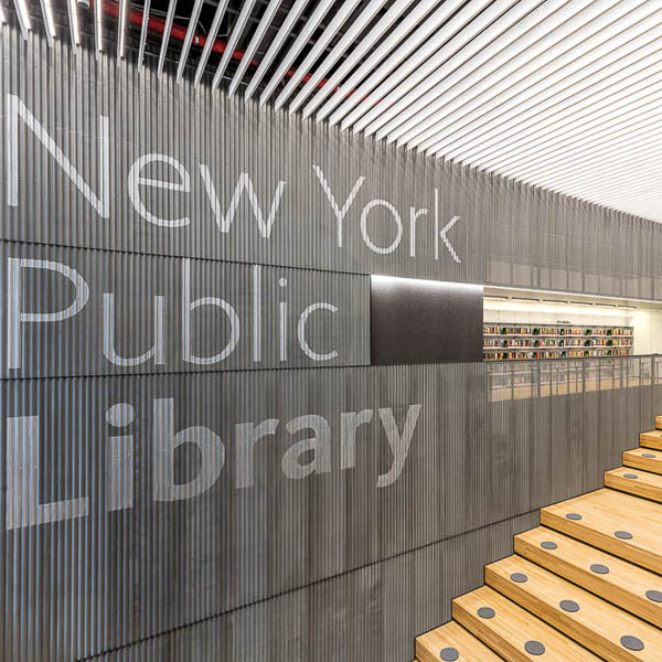 NYPL – 53rd Street Library