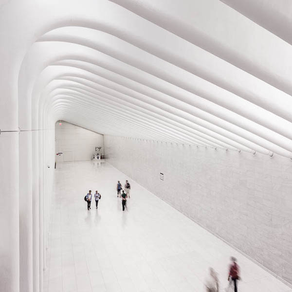WTC West Concourse