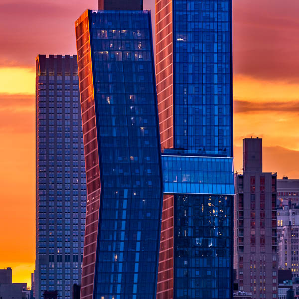 American Copper Buildings