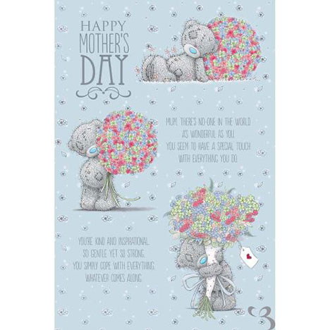 Happy Mothers Day Me To You Bear Card M01MN045 Me To