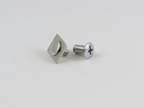small resolution of barrel nut plate bolt rear window divider