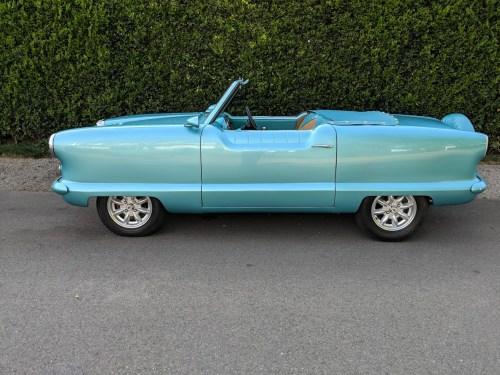 small resolution of  sold 1954 hudson metropolitan custom convertible 35 000