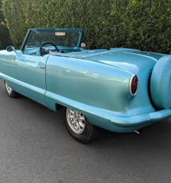sold 1954 hudson metropolitan custom convertible 35 000 [ 1184 x 888 Pixel ]