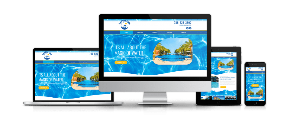Best Fort Lauderdale Web Design Agency for Contractors